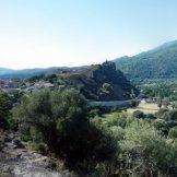 Panorama sur Corte