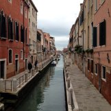 Du côté de la gallerie dell'Accademia de Venise