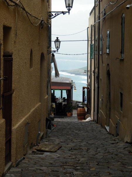 Dans les petites rues