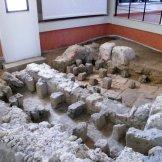 Dans le musée archéologique