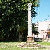 Face à la basilique San Gavino