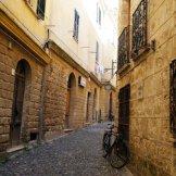 Dans les rues d'Alghero