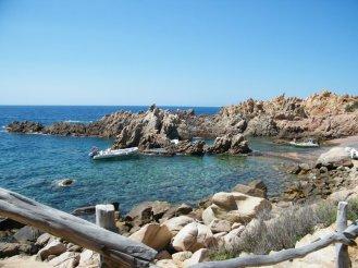 Le port de la Costa Paradiso