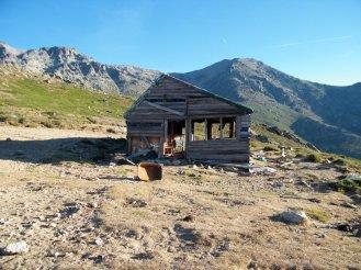 Le refuge de Petra Pinzuta