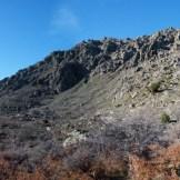 Le site est présente de nombreuses ruines, preuve que l'endroit était très cultivé