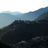 Vue sur Santa-Lucia-di-Mercurio