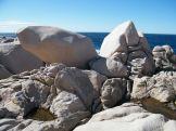 Des rochers étranges