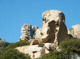 Des rochers sculptés