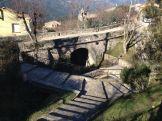 Un lavoir près du pont