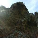 Le rocher d'a Penta brossa