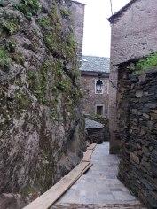 Une ruelle à Penta di Casinca