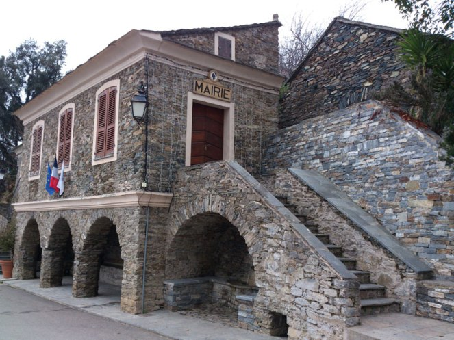 La mairie de Penta di Casinca