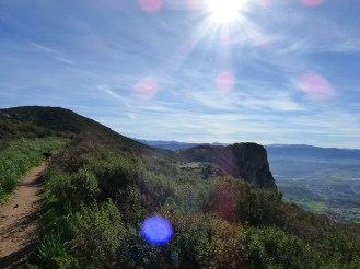 Sur le chemin du Monte Gozzi