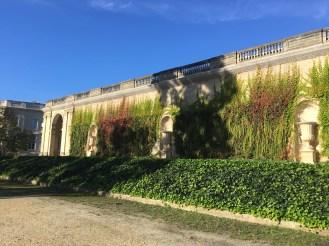 Un petit parc à Bordeaux