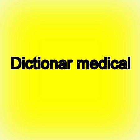 Dictionar-medical