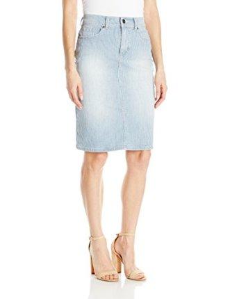 LEE Women's Modern Series Curvy Fit Stella Skirt