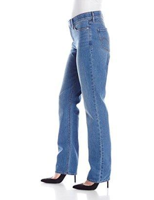 Levi's Women's 525 Perfect Waist Straight Jeans 3
