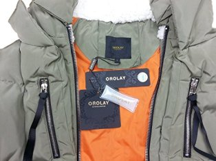 Orolay Women's Thickened Down Jacket 7