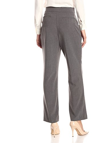Briggs York Women's Bistretch Tummy Straight Leg Pant 2