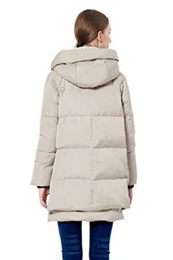 Orolay Women's Thickened Down Jacket 2