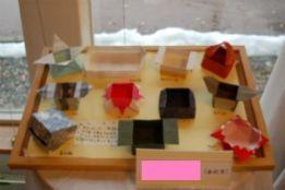 折り紙作品を出展しました♪
