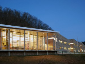 New Boston School, New Boston, Ohio (Courtesy of Legat Architects)