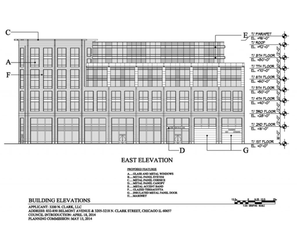 Diagram of Lakeview 3200