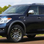 2020 Nissan Armada Vehicles On Display Chicago Auto Show