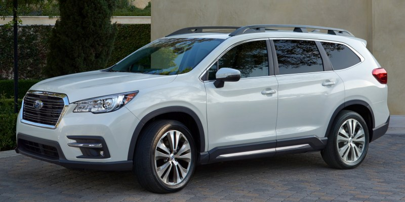 Image Result For Subaru Ascent Pricing Features Ratings And