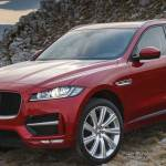 2020 Jaguar F Pace Vehicles On Display Chicago Auto Show