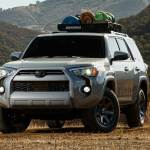 2021 Toyota 4runner Vehicles On Display Chicago Auto Show