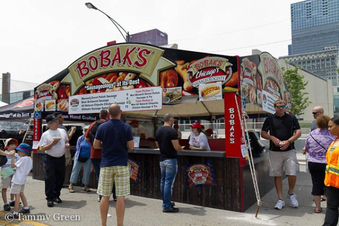 Bobak's | Taste of Chicago