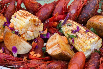Lagniappe Crawfish Boil