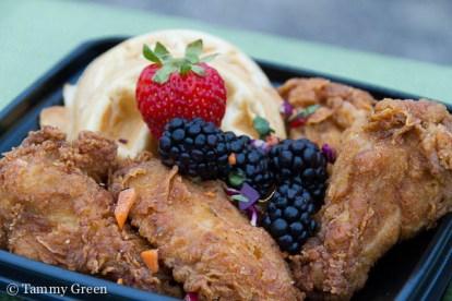 Chicken & Waffles - Lagniappe
