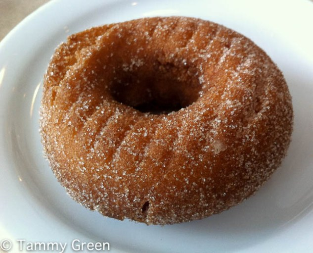 Sugar Doughnut | City Dough