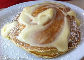 Stuffed Pancakes | City Dough