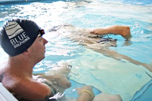 Video, Mirrors, and In-Water Coaching