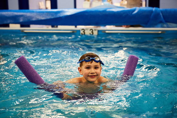 How Long Does It Take Kids To Learn To Swim?