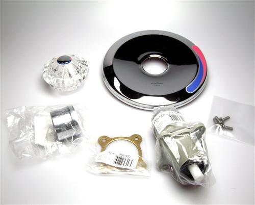 price pfister trim kit for single handle shower valves