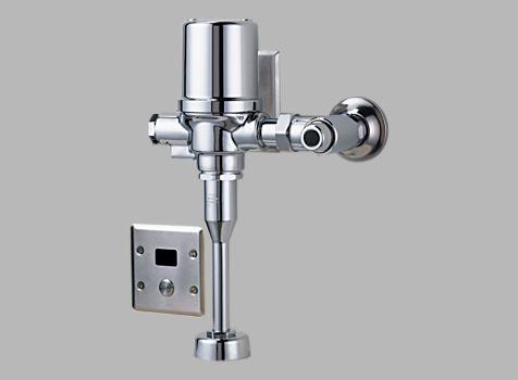 delta commercial 81t231 wmsbt battery flush valve wallmount sensor