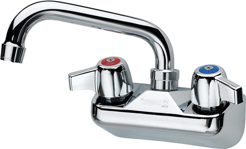 krowne 10 406 commercial hand sink faucet with 6 tube spout