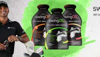 Get Ready For The First Tee With swingOIL