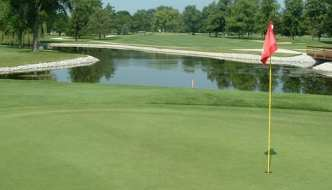 """""""Go Grab Some Pines"""" at Pinecrest Golf Club in Huntley"""