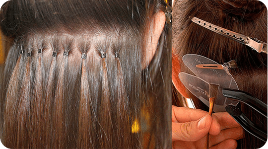How much are clip in hair extensions at a salon the best hair 2017 26 inch tape hair extensions made of human remy pmusecretfo Images