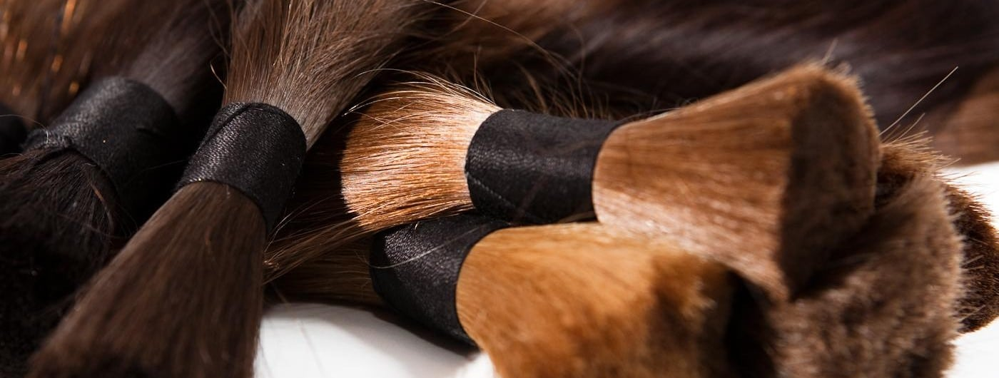 Real Human Hair Extensions Chicago Hair Extensions Salon