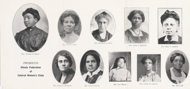 Presidents of the Illinois Federation of Colored Women's Clubs