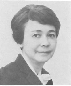 Head shot of Mary Koga