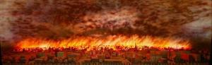 The Great Chicago Fire learning activity