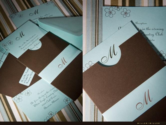 Foil Printed Wedding Invitations Chicago Jpg