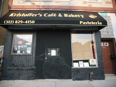 مقهى ومخبز كريستوفر